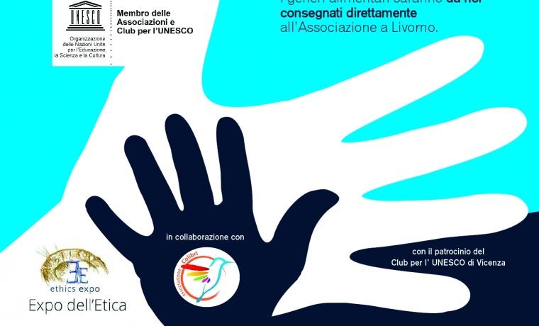 Ethics Expo 2021 spedizione umanitaria a Livorno